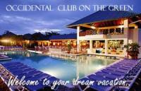 Occidental Caribbean Village Club on the Green - First Club